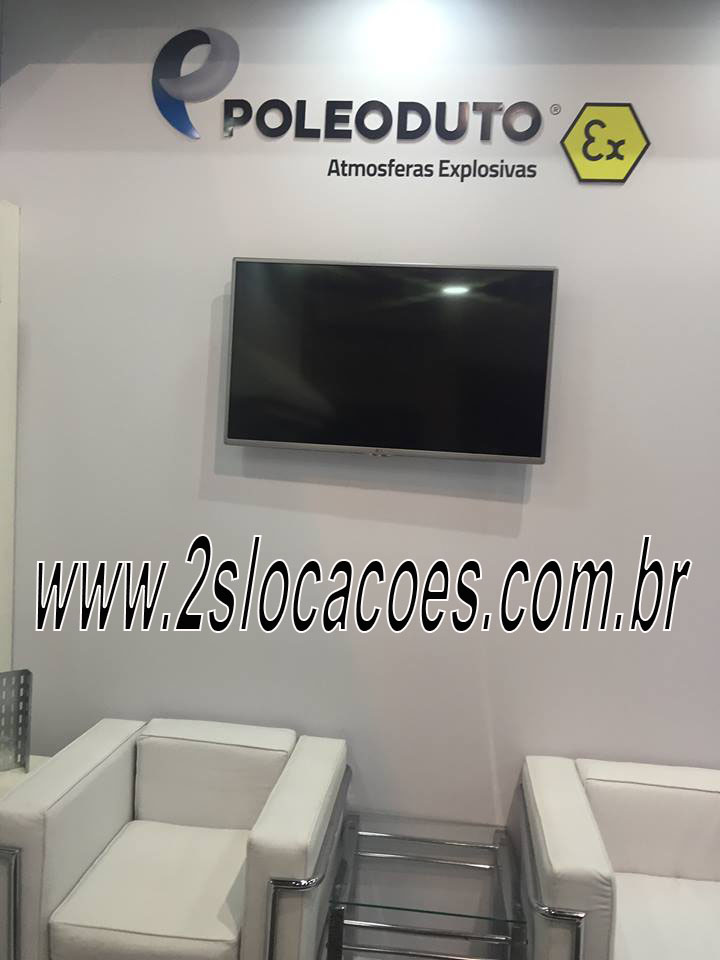 alugar tv 43 Videwall 3x3